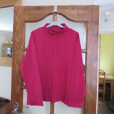 Peter Storm womenswear Dark Pink Jumper size 18 excellent