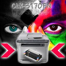 SAMSUNG 3 in 1 Farblaserdrucker CLX-3170FN inkl. neue Toner