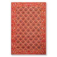 6' x 9' Hand Knotted Classic European Wool Tibetan Oriental Area Rug 6x9 Rose