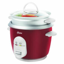 Rice Cooker OSTER 4723 Red Of 0,6L Rice Electric