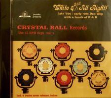 CRYSTAL BALL RECORDS 'The 45 RPM Days' - Vol#1 - 26 VA Tracks on Dee Jay