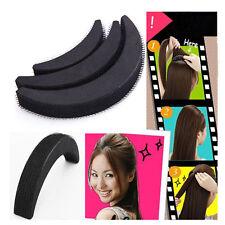 SET 3 Cuscino per Capelli capelli Volume Spugna Cuscino con
