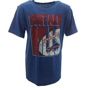 Buffalo Bills Official NFL Team Apparel Children's Kids Youth Size T-Shirt New