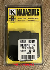REMINGTON 30-06 10 Round Magazine  740 7400 742 750 760 270 280 LONG Mag Clip