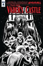 Star Wars Tales from Vader's Castle #4 1:10 B&W Variant (Release Date 10/24)