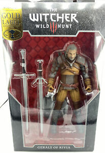 McFarlane ToysThe Witcher: Gold Label Series Action Figure: Geralt Of Rivia...