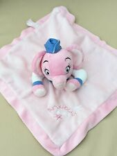 Haven Holidays Anxious Elephant Baby Comforter Comfort Blanket Soother Blankie