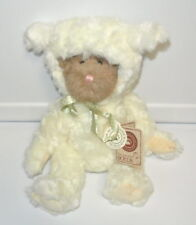 Boyds Bears Tj's Best Dressed Collection Baakins Lamb 10' Plush Stuffed Animal