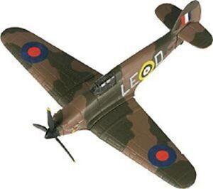 CORGI Hawker Hurricane MKI~Douglas Bader~WWII~CS90467