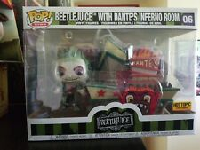 Funko Pop! Town Beetlejuice with Dantes Inferno Room #06 Hot Topic Exclusive