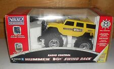 2003 RADIO CONTROL H2 HUMMER SWING BACK by NIKKO NEW IN BOX