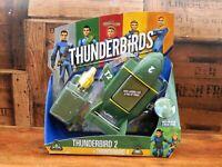 Thunderbirds Are Go Thunderbird 2 and 4 - New Sealed