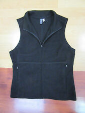 IBEX Women's Black Merino Wool Shak Vest - Large