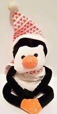 Plush Peluche Pupazzo Morbido Soft Toys 22Cm Pinguino Natale Cucciolo Desj Calze