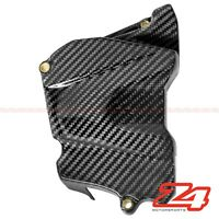 2003-2005 R6 & 2006-2009 R6S Engine Sprocket Chain Cover Guard Cowl Carbon Fiber