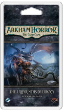 The Labyrinths of Lunacy - Arkham Horror the card game (LCG) scenario pack