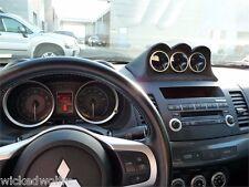 ATI Mitsubishi EVO X ezPod Triple Meter Center Dash Pod 2008+