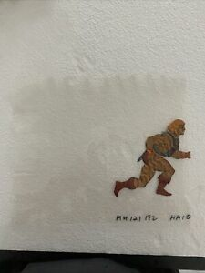 he-man masters of the universe animation cel
