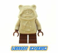 LEGO Minifigure Star Wars - Ewok Paploo - original tan Endor sw067 FREE POST