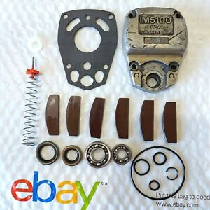SNAP ON IM5100 TUNE UP KIT & SIOUX 4035 MODEL LOOK AT BACK COVER SAMPLE PHOTO