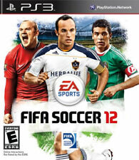 FIFA Soccer 2012 PS3 New Playstation 3