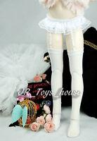 Garter belt Lace Socks White fits Volks SD DD Dollfie Dream 1//3 BJD