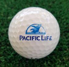 PACIFIC LIFE Insurance (1) LOGO GOLF BALL - Titleist