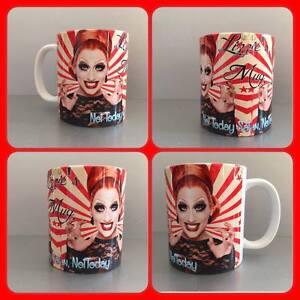 bianca del rio ru pauls drag race hurricain bianca personalised mug cup gift :)