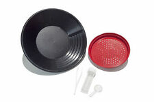 Children's Gold Panning Starter Kit Red (Estwing)