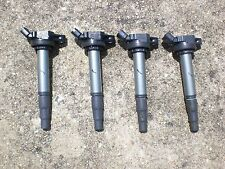 TOYOTA LEXUS IGNITION COILS BULK WHOLESALE QTY 4 90919-02252 FACTORY USED 2ZRFE