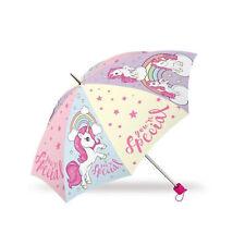 Regenschirm Klappbar Mit Etui Einhorn Windundurchlässig Mini Kind 1645