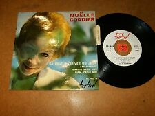 NOELLE CORDIER  - EP FRENCH FESTIVAL 1458  / LISTEN - TEEN FRENCH POPCORN