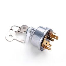 2 Key Ignition Switch Starter For Massey Ferguson John Deere Useful Tractor New