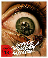 The Texas Chainsaw Massacre (Limited Mediabook) Blu-ray FSK18 *NEU*OVP*
