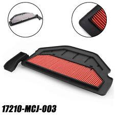 Air Filter Element For Honda CBR900RR CBR929RR 2000 2001 17210-MCJ-003 Red