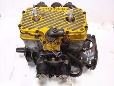 Ski Doo MXZ Formula 500 RAVE Twin Snowmobile Engine, Grand Touring Rotax 494