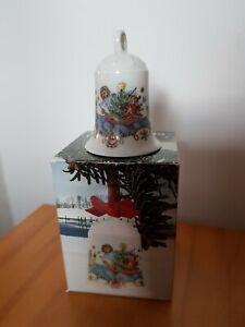 HUTSCHENREUTHER Weihnachtsglocke 1982   TOP mit Originalverpackung