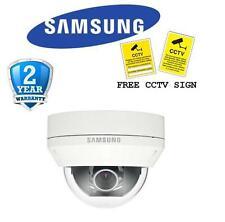 Samsung SCV-5082P - 1000TVL (1280H) Cámara CCTV cúpula antivandalismo