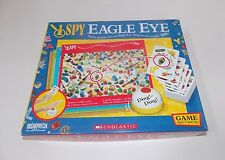 I Spy Eagle Eye Game Briarpatch Scholastic Family Kids Game Night Picture Board