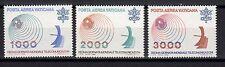 VATICANO 1978 Giornata Telecomunicazioni Posta Aerea MNH**