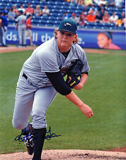 Garrett Gould Dodgers prospect hand signed auto photo Great :Lakes Loons