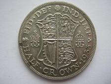 1933 silver Halfcrown, NEF.