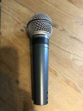 Dynamisches Mikrofon t.bone MB 85 Beta Universalmikrofon f. Gesang Drums Gitarre