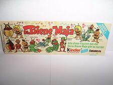 RARE~BPZ~Biene Maja~ALL~1986~Original~TOP