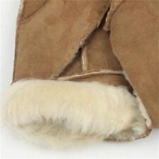 Real Cashmere Brown Cold Men Mittens Winter Gloves Warm Gloves Woolen Gloves