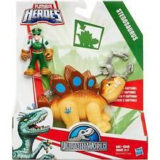 Playskool Heroes Jurassic World Tracker Stegosaurus Figure NEW!