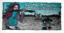 Jakob Dylan 2010 Poster Original Signed Silkscreen by Gary Houston