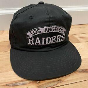 Vintage Raiders Sports Specialities Snapback Hat Cap RARE