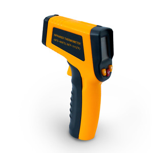 Digital Infrared Thermometer Gun IR Temperature Gun Laser Pyrometer Non-contact
