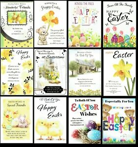 QUALITY EASTER CARD ~ SOMETHING FOR EVEVERYONE ~ L@@K